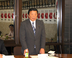 国松 誠(県議・40歳代組織会長)