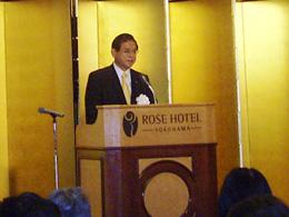 「憲法改正について」 講演 衆議院議員 保岡興治