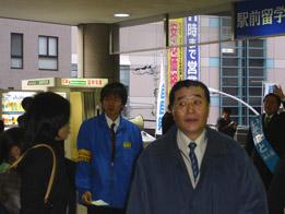専門受講生:松岡さん(写真中央