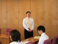 洞田慎一運営委員会委員長