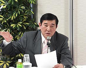 『石破茂』自民党幹事長